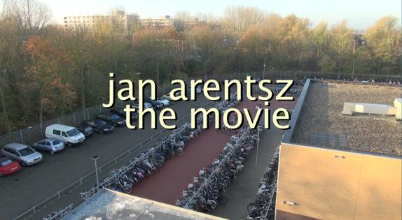 JAN ARENTSZ - THE MOVIE; 2012
